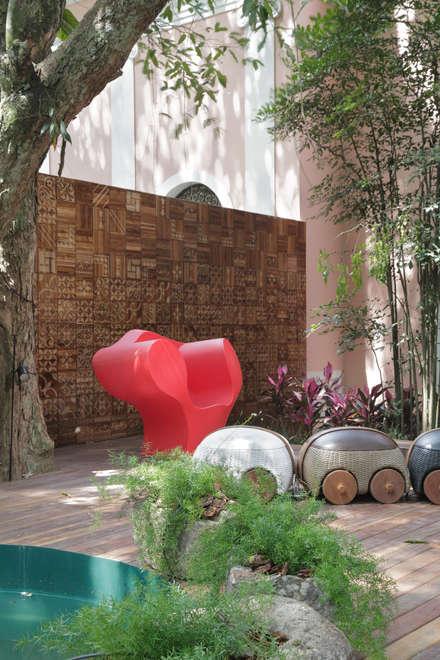 Event venues by Costa Bastos ArqPaisagismo