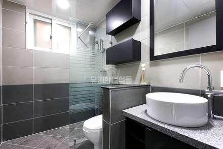 modern Bathroom by 유쾌한녀석들