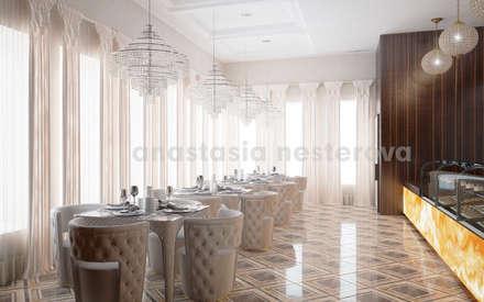 Кафе: Гостиницы в . Автор – Дизайн-студия Анастасии Нестеровой