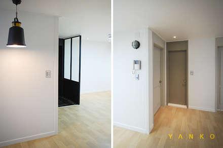 Walls by 얀코인테리어