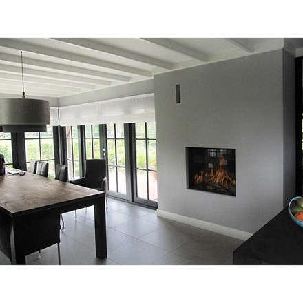 Foto 5 keukenhaard: moderne Keuken door Anne-Carien Interieurarchitect