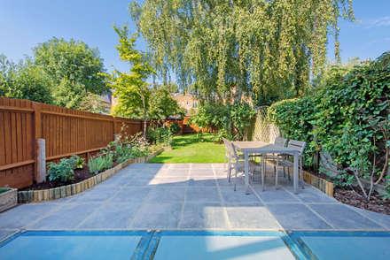 House Renovation Lysia Street, Fulham SW6: modern Garden by APT Renovation Ltd