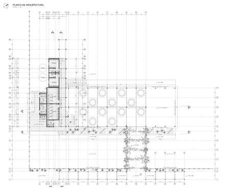 Event venues by SINTESIS arquitecto & asociados