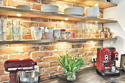Landhausstil Küche Von Homify
