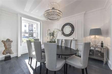Victoria Square, London SW1W: modern Dining room by APT Renovation Ltd