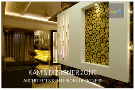 Walls by KAM'S DESIGNER ZONE