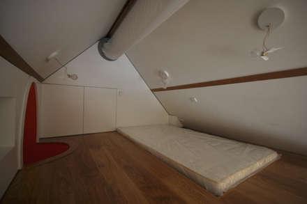 Droomkamer: moderne Kinderkamer door Marks - van Ham architectuur