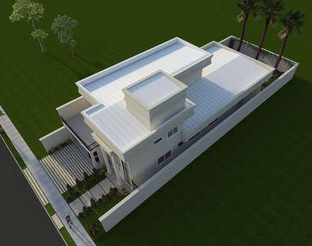 klassische Häuser von Caio Pelisson - Arquitetura e Design