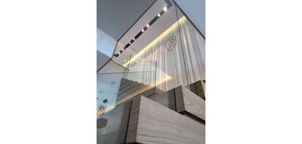 Edificios de oficinas de estilo minimalista arquitectura - Conservas la brujula ...