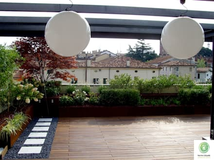 Patios & Decks by Giardini Pavin Cesare