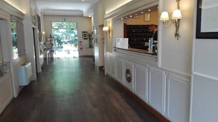 American Palace Hotel: Hoteles de estilo  por Floover Latam