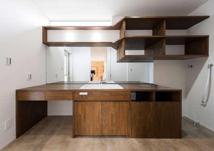 姫路市広畑区の家: 中村建築研究室 エヌラボ(n-lab)が手掛けたスパです。