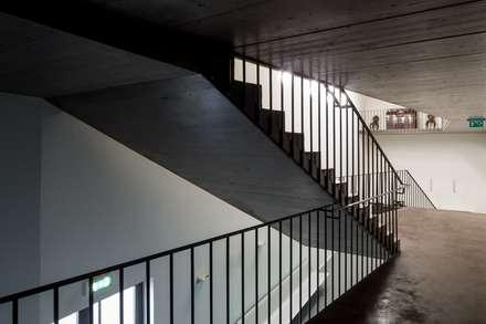 Museu da Música Mecânica: Museus  por Miguel Marcelino, Arq. Lda.