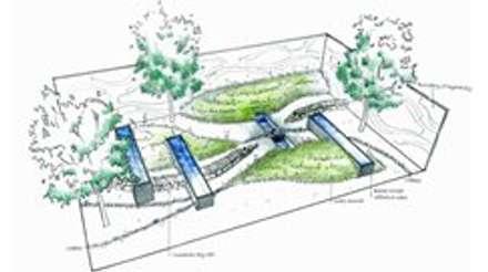 Projectos de Arquitectura : Escritórios  por ECOSSISTEMAS; Áreas Verdes e Sistemas de Rega.