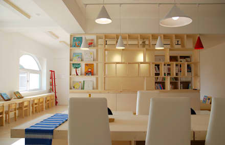 Offices & stores by 사무소아홉칸