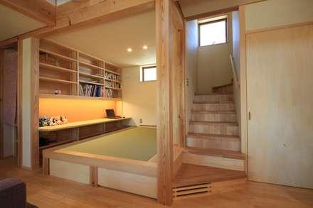 غرفة الميديا تنفيذ 田村建築設計工房