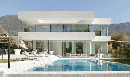 : Habitações  por monovolume architecture  design