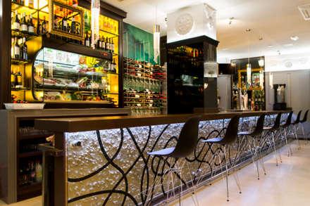 Café Mercantil: Locales gastronómicos de estilo  de imago