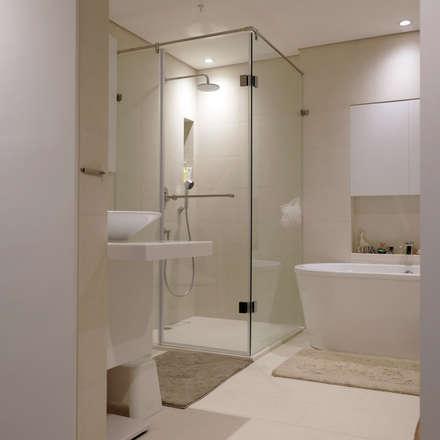 Skandinavische badezimmer einrichtungsideen und bilder for Einrichtungsideen badezimmer