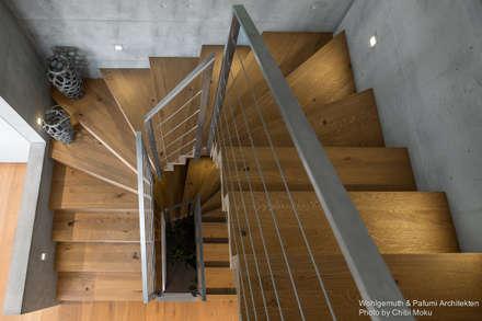 WPArch - Swiss Simplicity - Interior 1:  Flur & Diele von Chibi Moku
