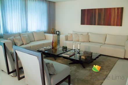 Salas de estar mediterr neas ideias homify for Sala de estar estilo mediterraneo