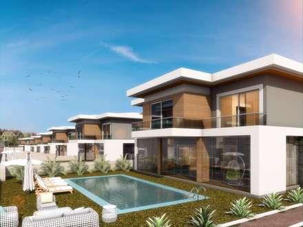 Vero Concept Architects – Villa Mira: modern tarz Evler