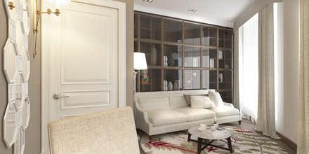 Oficinas de estilo colonial por ART Studio Design & Construction