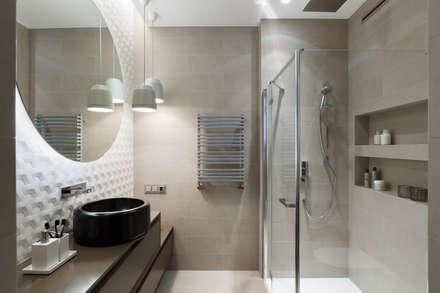 Загородный дом «NEBO»: Ванные комнаты в . Автор – ART Studio Design & Construction