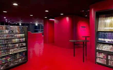 Prologue Bookstore:  Offices & stores by MinistryofDesign