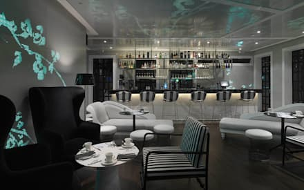 The Club Hotel:  Hotels by MinistryofDesign