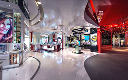 Tangs Flagship Store:  Shopping Centres by MinistryofDesign