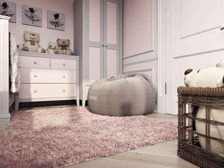 moderne Kinderzimmer von Дарья Баранович Дизайн Интерьера