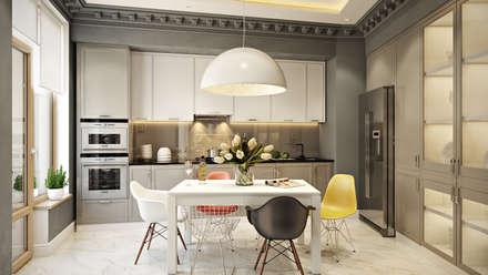 küchen ideen, design, gestaltung und bilder | homify - Gestaltung Küche