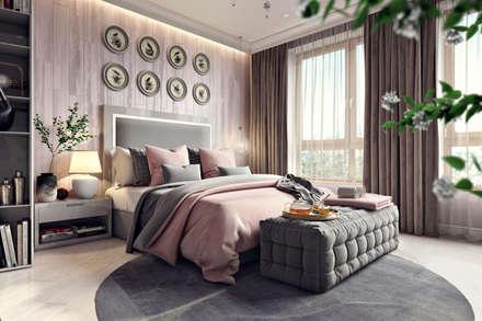 Modernes schlafzimmer design  Schlafzimmer Einrichtung, Inspiration und Bilder | homify