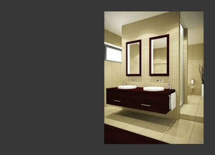 Bad 4: Mediterrane Badezimmer Von Schucker | Krumm Innenarchitektur