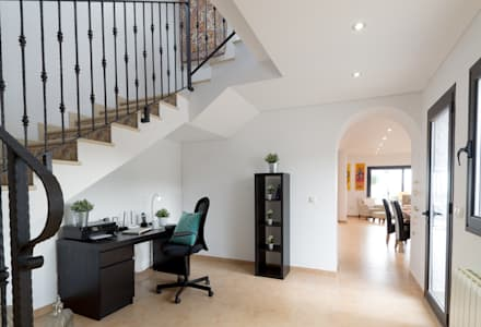 colonial Study/office by Home & Haus | Home Staging & Fotografía