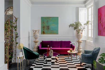 ausgefallene wohnzimmer ideen & inspiration | homify, Hause deko