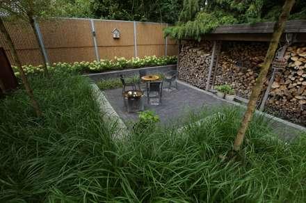 Jardines de estilo industrial de BMT