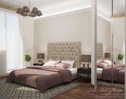 Дизайн интерьера квартиры в ЖК Янила Кантри: Спа в . Автор – Best Home