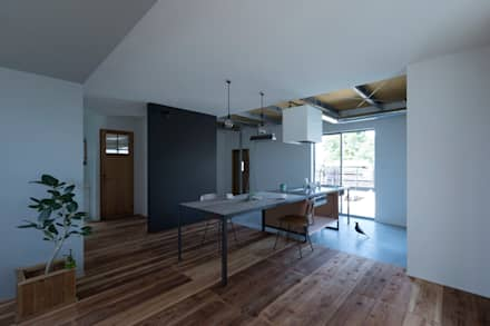 yasu-house-renovation: ALTS DESIGN OFFICEが手掛けたダイニングです。