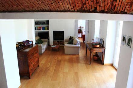 country Living room by giorgio davide manzoni