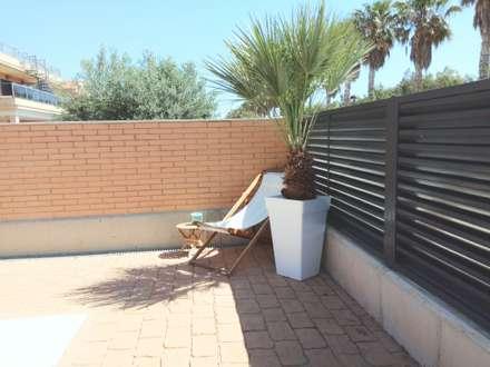 Mediterrane tuin idee n en inspiratie homify - Deco tuin met zwembad ...