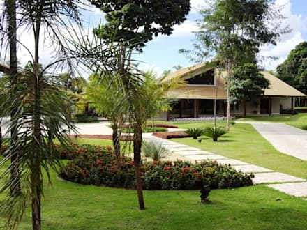 حديقة تنفيذ Guilherme Elias Arquiteto