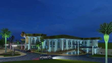 Trung tâm Hội nghị by Guilherme Elias Arquiteto
