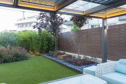 Jardines ideas dise os y decoraci n homify for Decoracion de jardines con piedras y madera