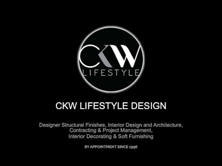 Cover Page: rustic Houses by CKW Lifestyle