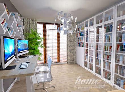 Escritórios e Espaços de trabalho  por Home Atelier