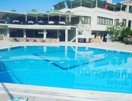 çetin dönüşüm havuz arıtma ltd şti – yüzme havuzu :  tarz Havuz