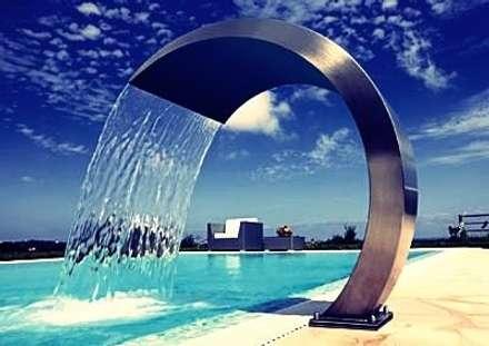 çetin dönüşüm havuz arıtma ltd şti – su perdesi :  tarz Havuz