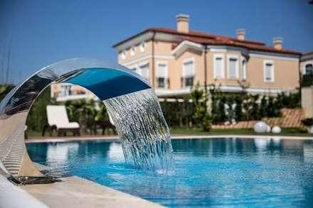 çetin dönüşüm havuz arıtma ltd şti – su perdesi:  tarz Havuz